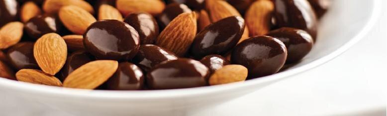 cikolatali badem