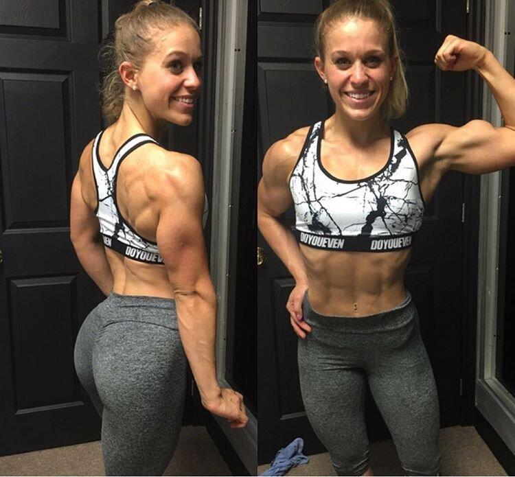 kadin-vucut-gelistirici-biceps-kaslari