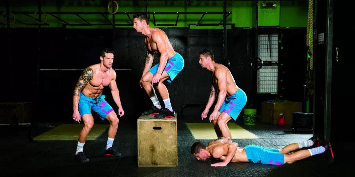 Burpee Box Jump-Over İle Etkili Kardiyo
