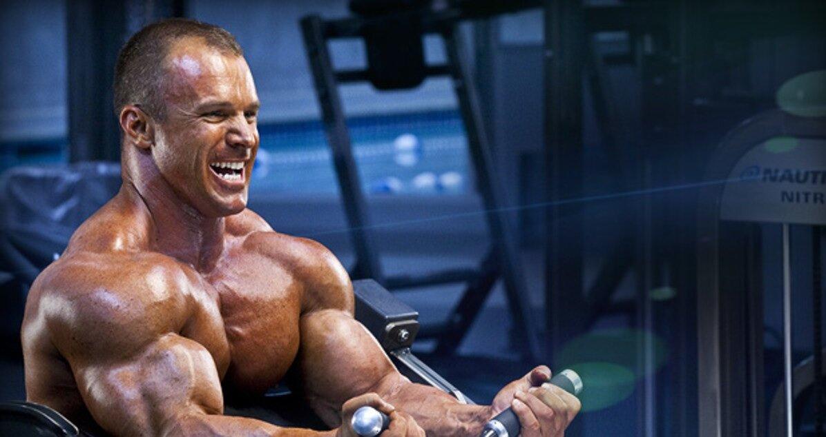 Kollarınızı Patlatacak Biceps Antrenmanı