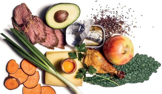 sporcular-icin-diyet-listesi