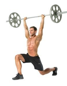 overhead-lunge