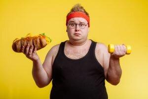kalori-diyet-yapan