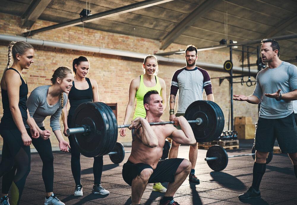 gym ekip