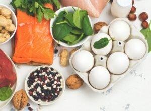 protein kalitesi yüksek gıdalarla kaslarınızı şişirin
