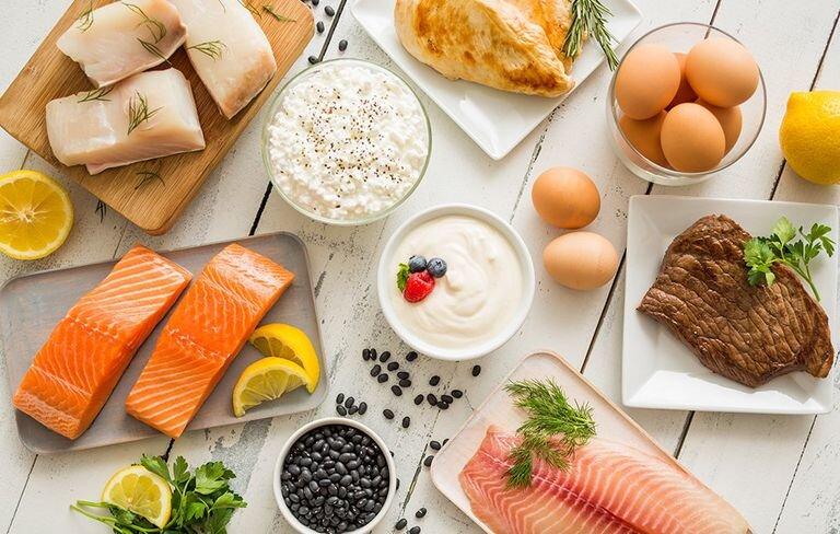 protein sporcular için neden önemli