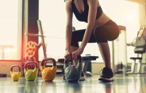ağırlık kaldırmaktan korkmayın