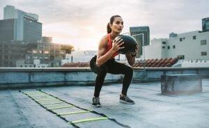 vücut ağırlığı ile squat
